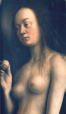 Van Eyck, Eve