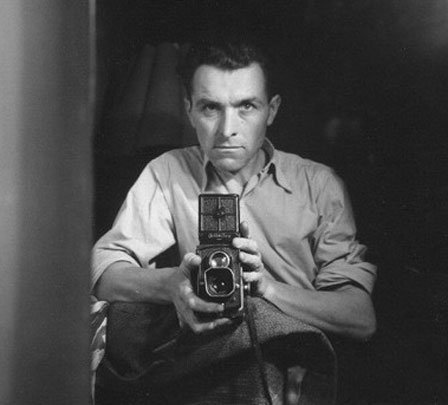 "Robert Doisneau, ""Autorretrato"""