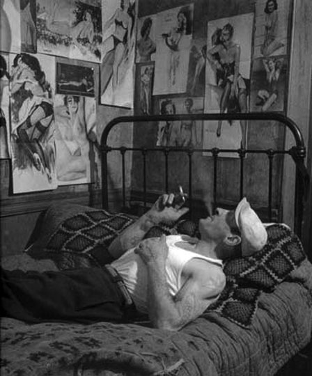 "Robert Doisneau, ""Creatures de rêve"""