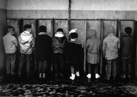 "Robert Doisneau, ""Le pigeon indiscret"""