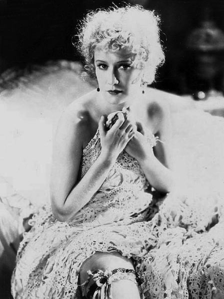 "Miriam Hopkins, como Ivy Pearson en ""Dr. Jekyll and Mr. Hyde"" (1931)"