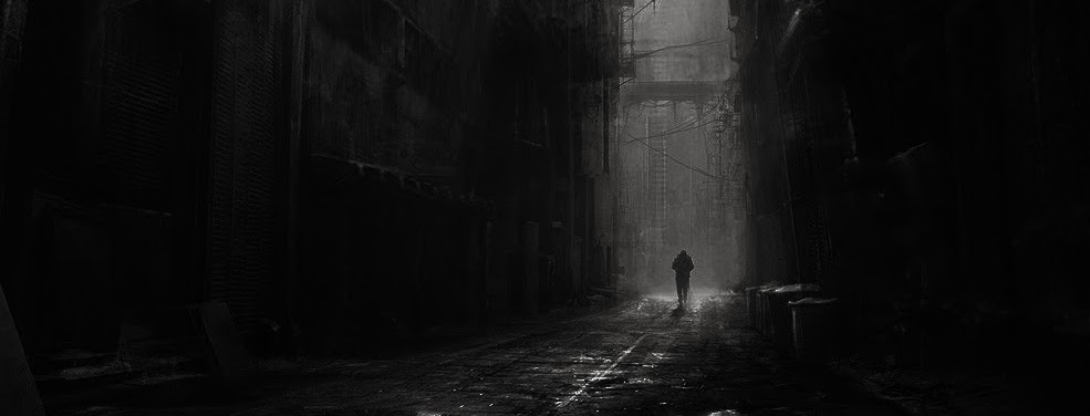 dark alley featured