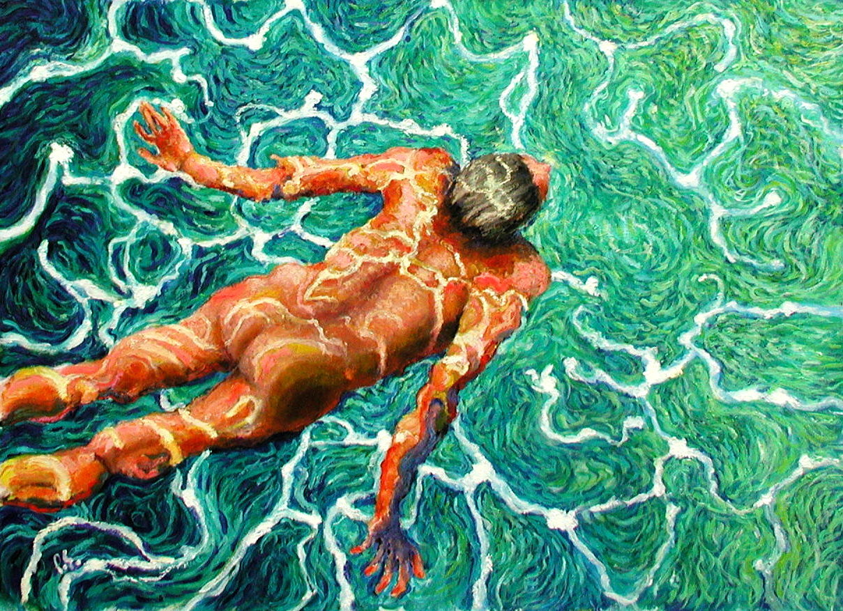 Swimmer Quotes John Cheevers John Cheever Swimmer