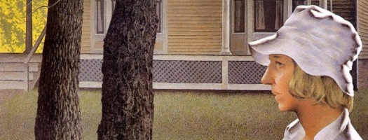 alex-colville-summer-in-town-featured